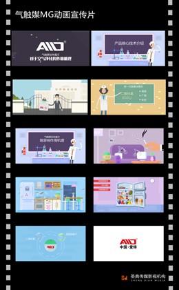 气触媒MG动画宣传片